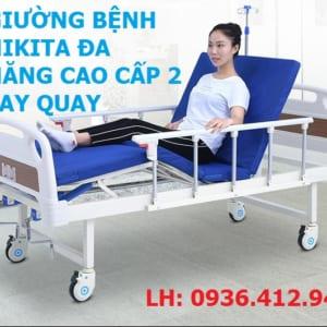 Giường y tế đa chức năng NKT-DCN02