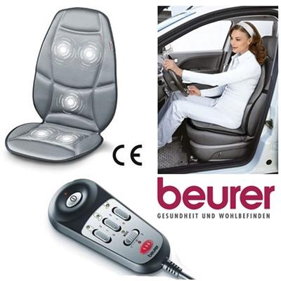 Đệm massage dành cho ghế ôtô, ghế văn phòng, gia đình Beurer MG158 (MG-158, MG 158) Đức2