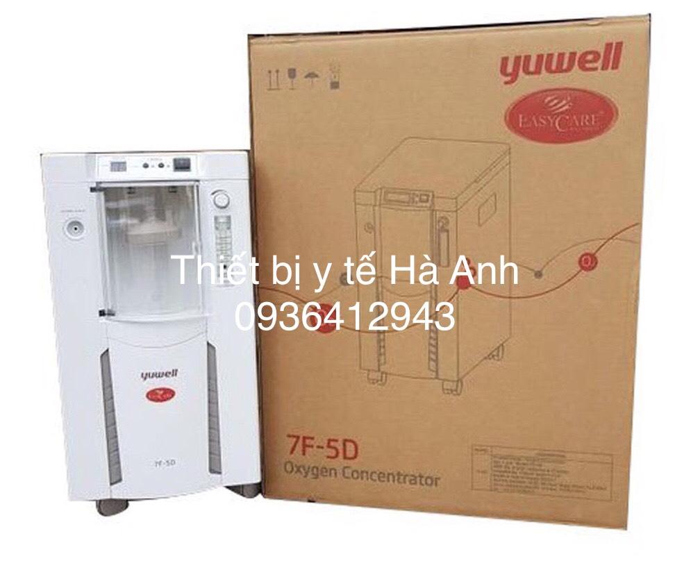 MÁY TẠO OXY YUWELL 5 lit 7F-5D