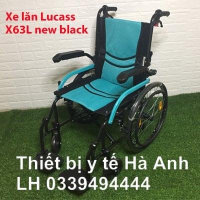 xe-lăn-lucass-x63l-new-black
